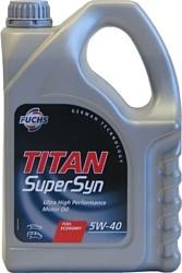 Fuchs Titan Supersyn 5W-40 5л