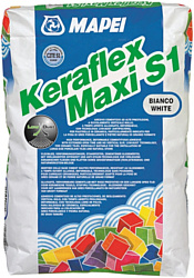 Mapei Keraflex Maxi S1 (25 кг, белый)