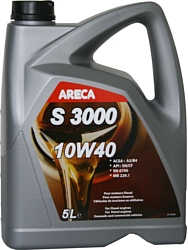 Areca S3000 10W-40 5л (12102)