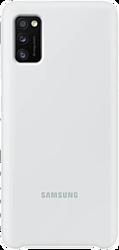 Samsung Silicone Cover для Samsung Galaxy A41 (белый)