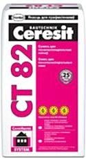 Ceresit CT 82.Смесь для теплоизоляционных материалов