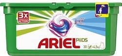 Ariel 3 в 1 Touch of Lenor Fresh (30 шт)