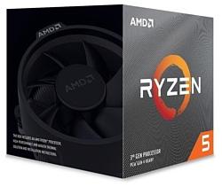 AMD Ryzen 5 3600XT Matisse (AM4, L3 32768Kb)