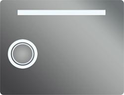 Dubiel Vitrum Nevada I 85x65 зеркало (5905241002347)