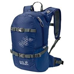 Jack Wolfskin Kids Akka Pack Dark Blue