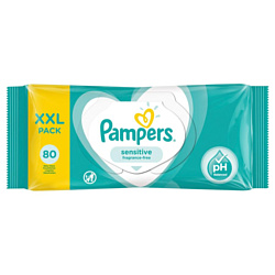 Pampers Sensitive 80 шт