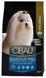 Farmina Cibau Sensitive Fish Mini (2.5 кг)