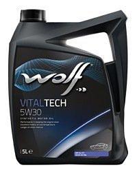 Wolf Vital Tech 5W-30 5л