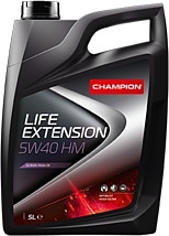 Champion Life Extension HM 5W-40 5л