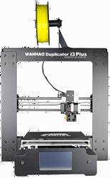 Wanhao Duplicator i3 Plus Mark II