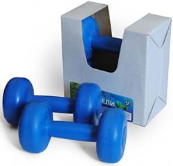 Владспортпром 2x1 кг (синий)