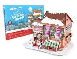 CubicFun Рождественский домик 4 P650h