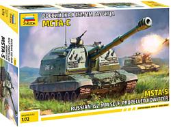 Звезда Российская 152-мм гаубица МСТА-С