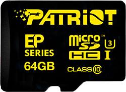 Patriot Memory PEF64GEMCSXC10
