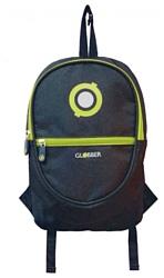 GLOBBER Junior 524-136 (Black/Lime Green)
