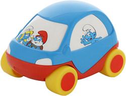 Полесье Забавная детская машинка Смурфики №1 64509