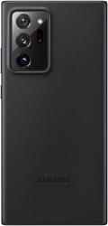 Samsung Leather Cover для Galaxy Note 20 Ultra (черный)