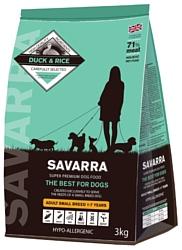 SAVARRA Adult Small Breed (18 кг)