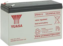 Yuasa NPW45-12
