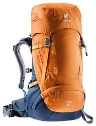 Deuter Fox 30 orange (mango/midnight)