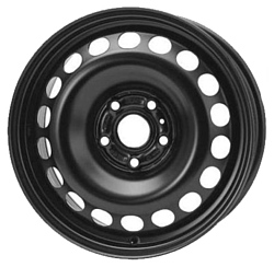 ТЗСК Ford Mondeo 6.5x16/5x108 D63.3 ET50 Black