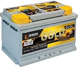 Jenox Gold 077 624 (77Ah)