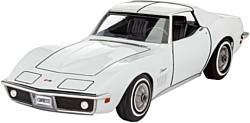 Revell 07684 Автомобиль Corvette C3