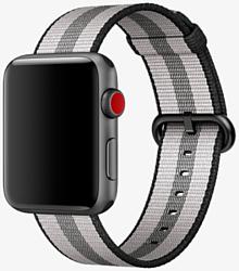 Miru SN-02 для Apple Watch (черная полоса)