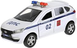 Технопарк Lada Xray Полиция XRAY-12POL-WH