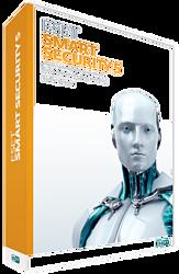 NOD32 Smart Security 5 (3 ПК, 20 месяцев) продление лицензии