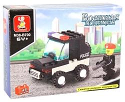 SLUBAN Военная полиция M38-B700