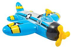 Intex Water Gun Plane (синий) (57537)