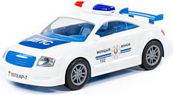 Полесье ДПС Минск автомобиль инерционный 37077