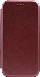 EXPERTS WINSHELL BOOK CASE для Huawei P40 Lite E/Y7p (бордовый)