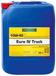 Ravenol EURO IV TRUCK 10W-40 20л