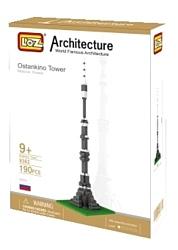 LOZ Architecture 9362 Останкинская Башня