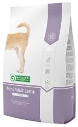 Nature's Protection Mini Adult Lamb (7.5 кг)