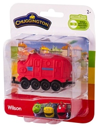Chuggington Локомотив Уилсон 38586