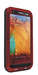 Love Mei Powerful Red for Galaxy Note 3