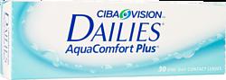Ciba Vision Dailies AquaComfort Plus (от -6.5 до -10.0) 8.7mm