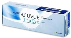 Acuvue 1 Day Acuvue TruEye -4 дптр 8.5 mm