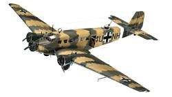 Revell 03918 Немецкий самолет Junkers Ju52/3m Transport