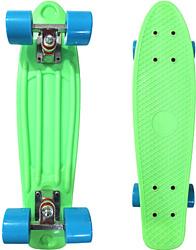 Display Penny Board Light green/blue
