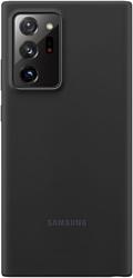 Samsung Silicone Cover для Galaxy Note 20 Ultra (черный)