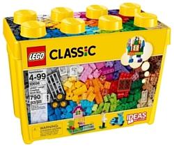 LEGO Classic 10698 Большая коробка творческих кирпичиков