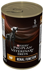 Pro Plan Veterinary Diets Canine NF Renal Function canned (0.4 кг) 12 шт.