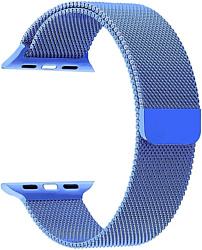 Lyambda Capella для Apple Watch 42-44 мм (синий)