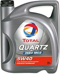 Total Ineo MC3 5W-40 5л