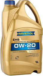 Ravenol EHS 0W-20 5л