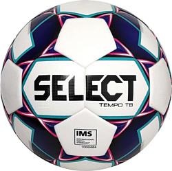 Select Tempo TB IMS (5 размер, белый/темно-синий/розовый)